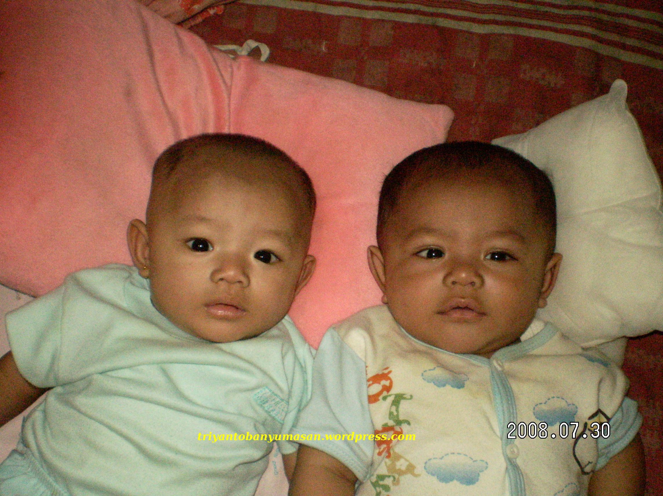 Anak Kembar Haruskah Kembar Triyanto Banyumasan Blogs