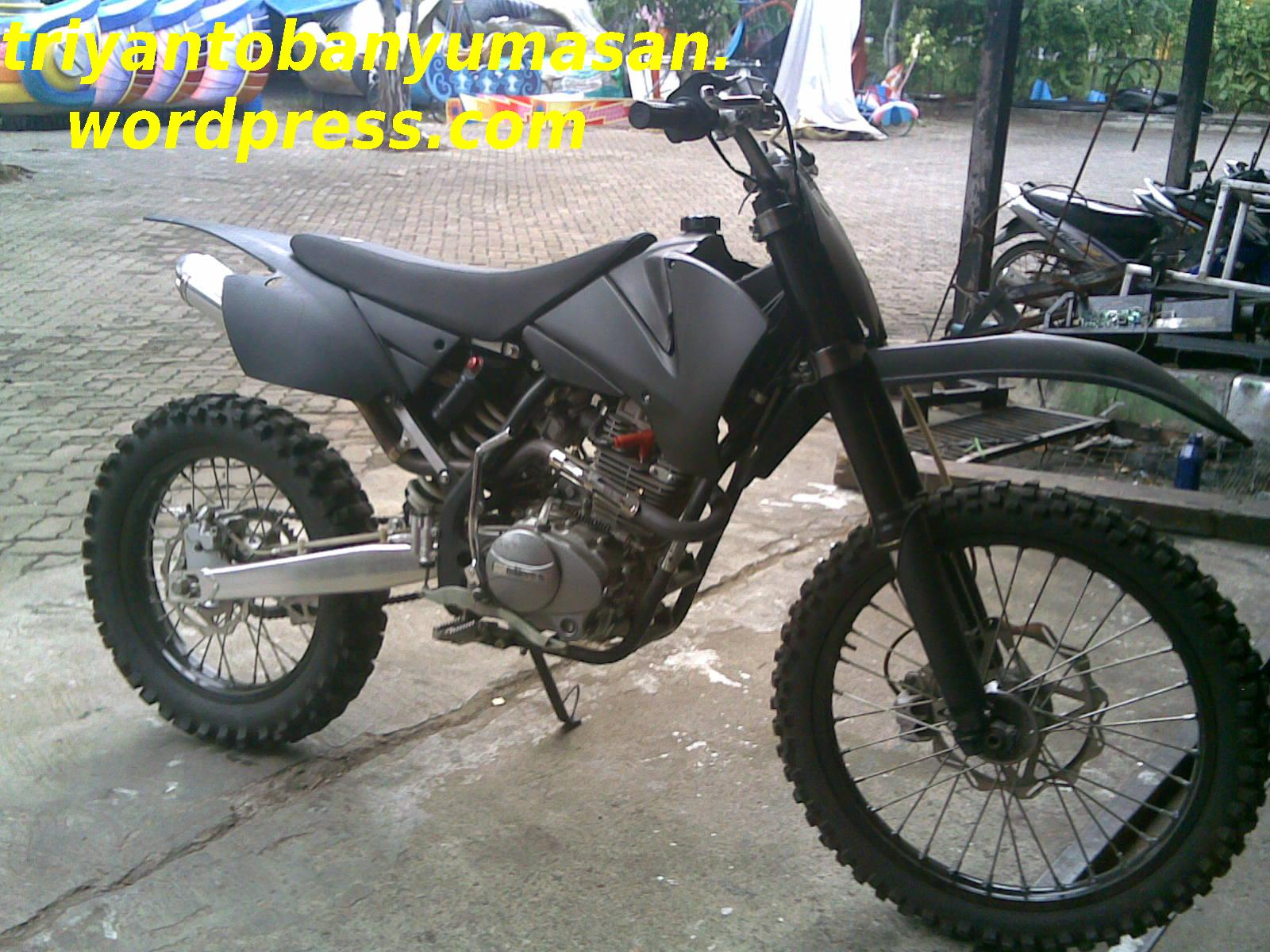 Kumpulan Harga Motor Trail Klx 150 Modifikasi Terbaru Dinding Motor