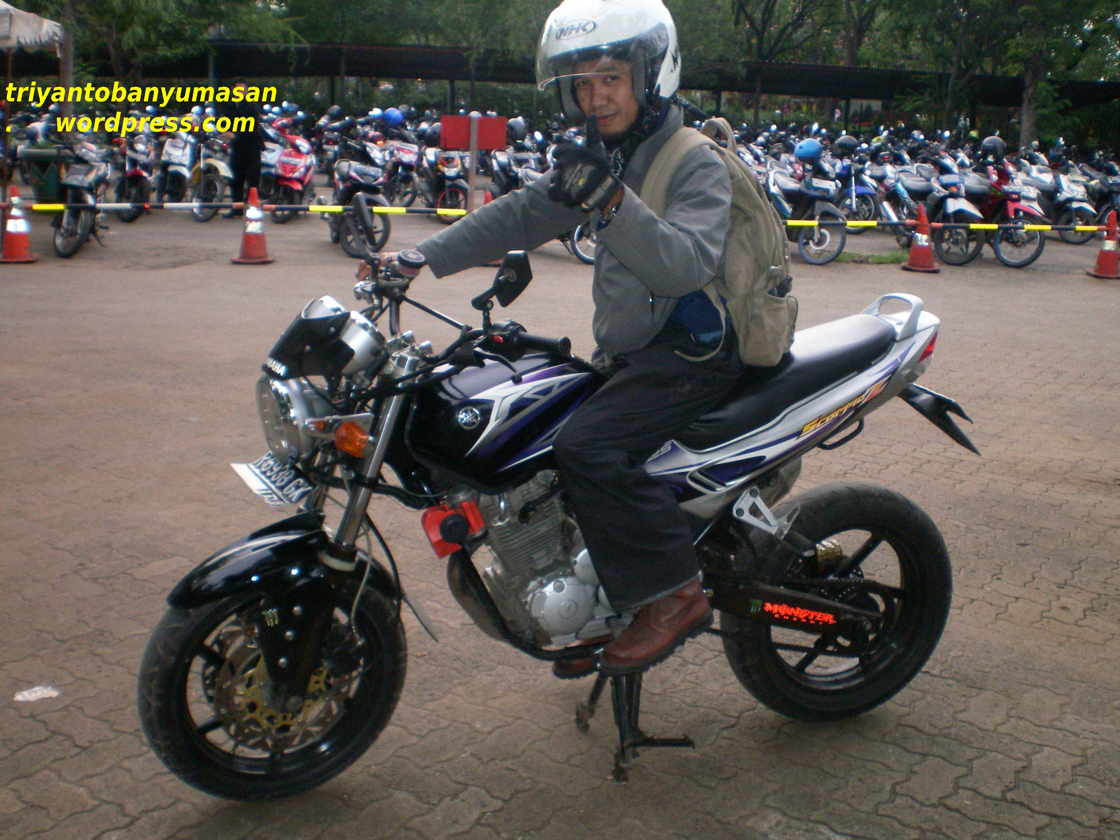 Photo of Scorpio Z Modifikasi