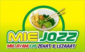 Banner Mie Ayam Keren - contoh desain spanduk