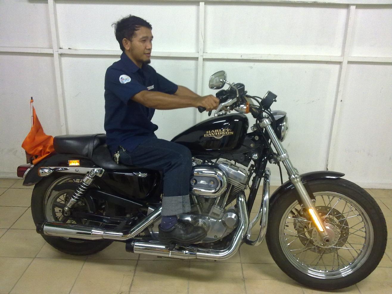 91 Modifikasi Motor Tiger Jadi Harley Davidson Terbaru Dan