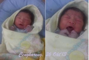 Amira born