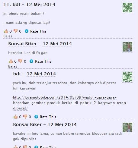 komentar di blog bonsaibiker.com