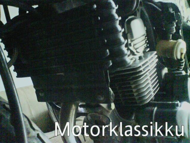Oil cooler Honda Tiger Kang Arie Sesat