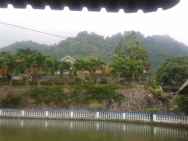 salah satu view resto abah '9