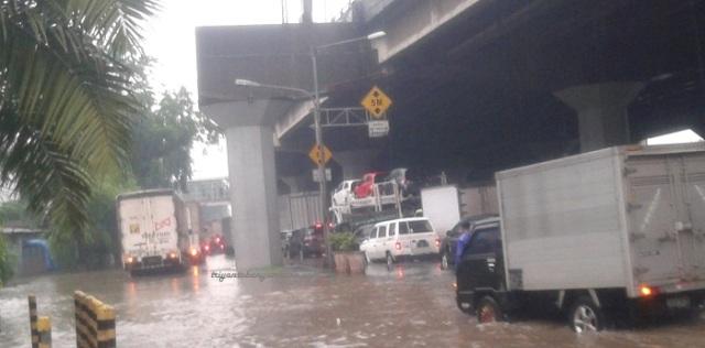 banjir yos sudarso januari 2015