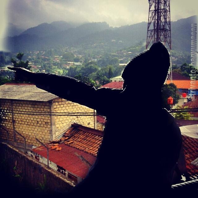 ini di puncak, Bogor