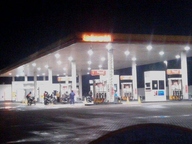 SPBU Shell Cakung