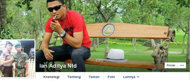account FB Ian Aditya
