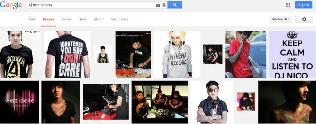 dj nico athena on soundcloud pict google image