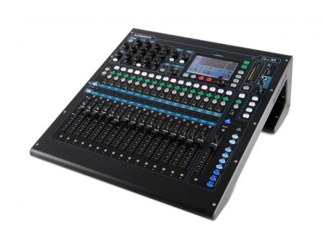 mixer digital allen & heath QU-16