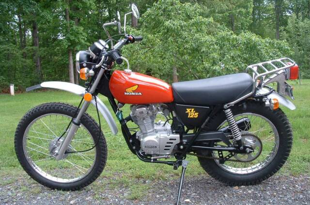 Honda XL Series