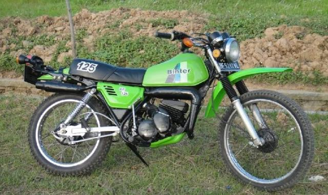 Kawasaki KE Series