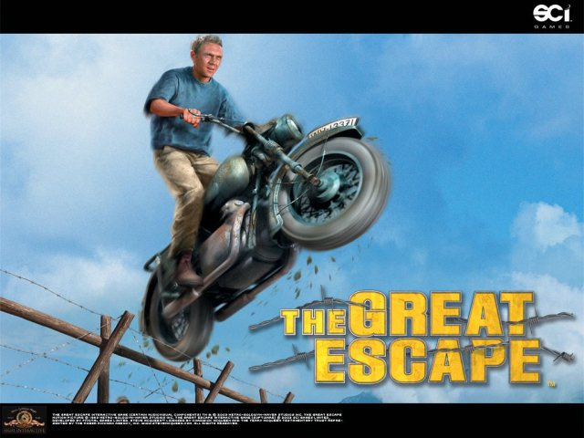 triumph t6 in the-great-escape