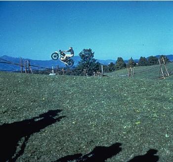 bud ekins jump with scrambler