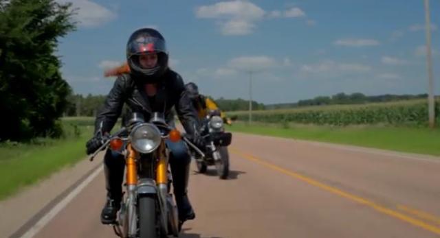 Honda CB Blarr Blar