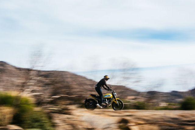 free-style-with-ducati-scrambler-in-forest